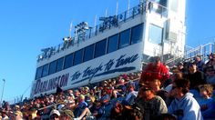 Darlington Speedway, my 1st NASCAR race and I was hooked