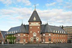 Det gamle Toldkammer i Århus.