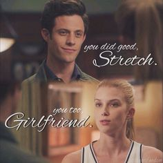 Stitchers- favorite line in the episode, Connections