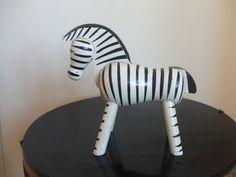 zebra design Kay Bojesen