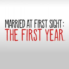 married at first sight the first year logo fyi tv