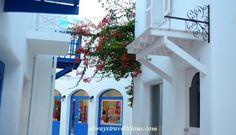 Santorini Park @ Cha Am (Hua Hin), Thailand