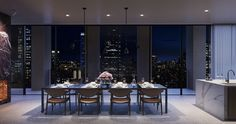 Tour This David Chipperfield–Designed Penthouse With Views of the Empire State Building Photos | Architectural Digest