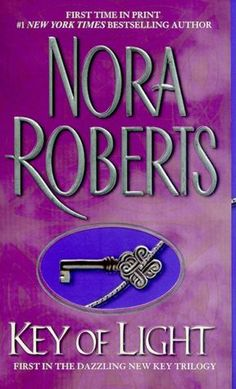 Key of Light by Nora Roberts  Book #1 in the Key trilogy series