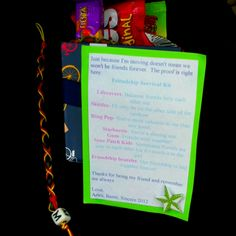 Candy Survival Kit Craft | just b.CAUSE