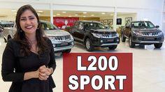 Nova Mitsubishi L200 Triton Sport 2017