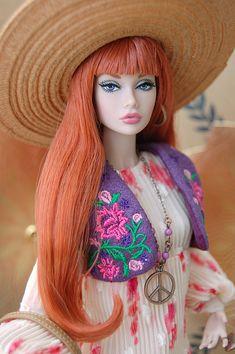 997a825368b9 Peace of My Heart Poppy Parker. Barbie StyleDoll DressesBarbie  WorldCollector DollsBarbie ...