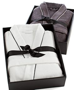 Hotel Collection Boxed Robe - - Macy's