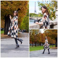 camila coutinho look paris fashion week