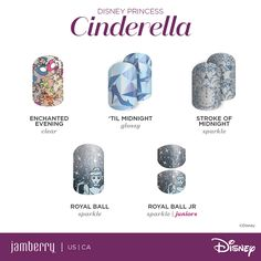 Here is the new Cinderella Collection!! lacretastewart.jamberry.com