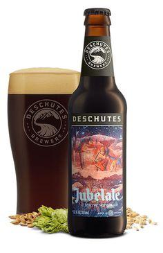 2015 Advent Beers: Jubelale from Deschutes Brewing
