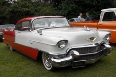 1956 Cadillac #classiccars1956cadillac