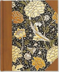 William Morris Journal (Diary, Notebook): Peter Pauper Press: 9781593596774: Amazon.com: Books