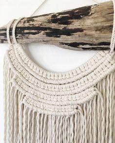 •Details• Driftwood+Cotton