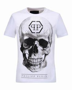 1cf64a21a888 Philipp Plein T Shirt Noir Blanc