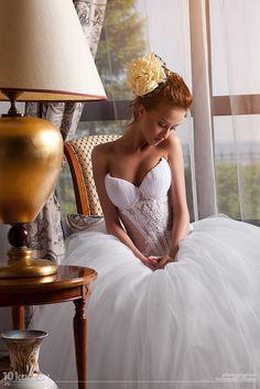 Wow lok at this beautiful #weddingdress - www.myweddingconcierge.com.au