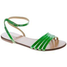 Lilibeth Patent Sandals - J.Crew - Polyvore