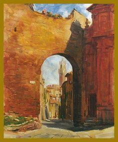 Siena, by Igor Babailov