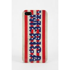 UO 'Merica iPhone 5/5s Case (6.48 CAD) ❤ liked on Polyvore featuring accessories and tech accessories