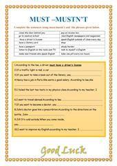 Modal verbs - quiz worksheet - Free ESL printable worksheets made by teachers