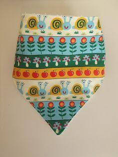 Sew Scrumptious Bandana Bib Tutorial Pattern Baby Bibs Patterns
