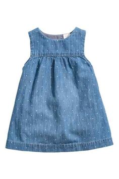Baby Girl Clothes - Shop for your baby online Baby Girl Dress Patterns, Little Girl Dresses, Baby Dress, Girls Dresses, Frocks For Girls, Kids Frocks, Fashion Kids, Baby Frocks Designs, Baby Jeans