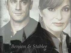 Benson and Stabler - Law & Order SVU    <3
