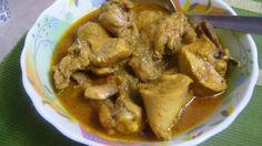রেসিপিঃ সোনালী চিকেন রান্না (অরুন ভাইয়ের জন্য) | রান্নাঘর (গল্প ও রান্না) / Udraji's Kitchen (Story and Recipe)