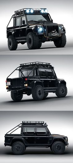 Land Rover Defender from James Bond Spectre  https://www.customautotrim.com/