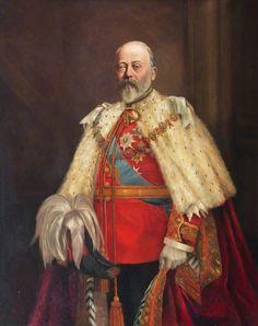 A la Reina Victoria le sucedió en el trono su hijo Eduardo (Albert Edward of Saxe-Coburg and Gotha), nacido el 9 de Noviembre de 1841. Fue coronado como Rey del Reino Unido y los dominios de la Mancomunidad Británica y Emperador de la India.