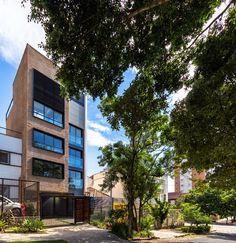 Galería de Casa América Building / Oficina Conceito Arquitetura - 42