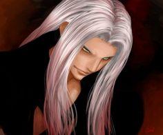 FFVII AC - Sephiroth by pika on DeviantArt