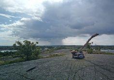 Hill top and a rain cloud Rain Clouds, Mountains, Nature, Photos, Top, Travel, Naturaleza, Pictures, Viajes