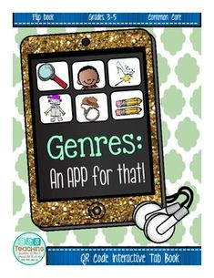 Looking for a way to incorporate higher order thinking into your reading instruction and exploring different genres with your students - here it is!   This product would be phenomenal for beginning of the year instruction, end of year review, interactive notebooks, or the 40 book challenge!