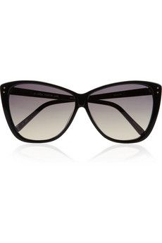 Must have cat eye-frame sunglasses...