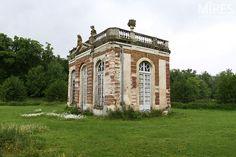 Pavillon de chasse. C0331 08 - VUE D'ENSEMBLE, 17ÈME ET 18ÈME SIÈCLE, FORÊT, GRAND PARIS