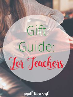 Gifts that teachers will actually love!