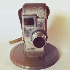 1940s Keystone K-25 Capri Vintage Camera - Vintage Video Camera - Antique Camera - Classic Photography Decor by TheAntiquarianModern on Etsy https://www.etsy.com/listing/120753170/1940s-keystone-k-25-capri-vintage-camera