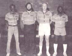 Some West High gym teachers from a souvenir sports program 1983-84.