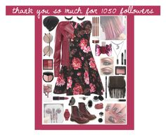 """-tysm for 1050 followers-"" by sapphiremoonlight ❤ liked on Polyvore featuring Yves Saint Laurent, Dr. Martens, RAJ, Monika Strigel, Coal, Linda Farrow, H&M, Sif Jakobs Jewellery, Nixon and Metal Couture"