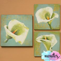 Monitor, Php, Instagram, Art Journals, Calla Lilies, Step By Step, White People, Hand Made, Paintings