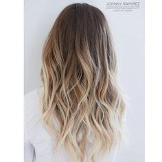My hair color creation❤️ Lived in color™ #livedincolor #livedinblonde #livedinhaircolor