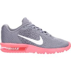 newest fc4e0 4b50f Nike Women s Nike Air Max Sequent 2 Running Shoes - view number 1 Running  Trainers,