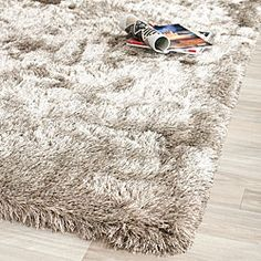 @Overstock - This hand-tufted shag rug offers luxurious comfort and casual styling with an ultra soft satiny look and feel.http://www.overstock.com/Home-Garden/Hand-woven-Silken-Sable-Brown-Shag-Rug-5-x-7/5953969/product.html?CID=214117 $156.99