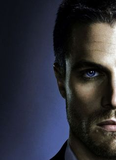Stephen Amell as Oliver Queen Stephen Amell Arrow, Arrow Oliver, Arrow Cast, Arrow Tv, Indigo Eyes, Mick Rory, Justice League Unlimited, Emily Bett Rickards, Supergirl And Flash