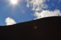 Shadows of Ayers Rock, Australia