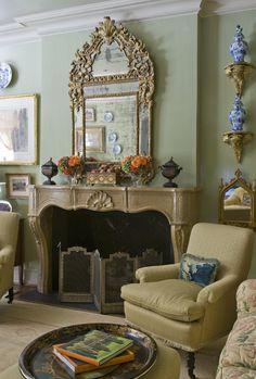 Living Areas | Cathy Kincaid Interiors