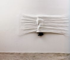 The white walls of Daniel Arsham