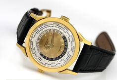 The #watch is constructed of stainless steel and in some models white #gold. Visit us at http://www.sellpatekphilippewatch.co.uk