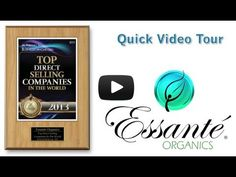 Essante Organics Quick Overview- 100% Organic & Toxic-Free Catalog Of Products  www.essanteorganics.com/dbenko